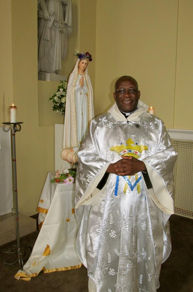 Father Joseph Mary Lukyamuzi