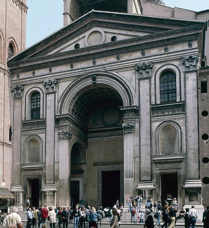 Sant' Andrea in Mantua, Italy