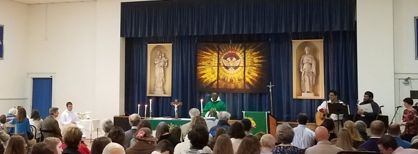 Crozet Catholic Community Mass